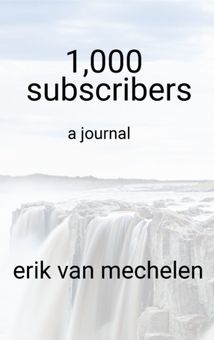 1,000 Subscribers