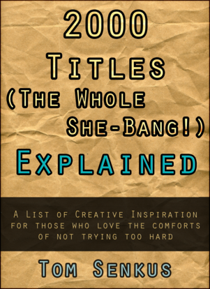 2,000 Titles EXPLAINED (THE WHOLE SHEBANG!)