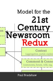 Model for the 21st Century Newsroom - Redux