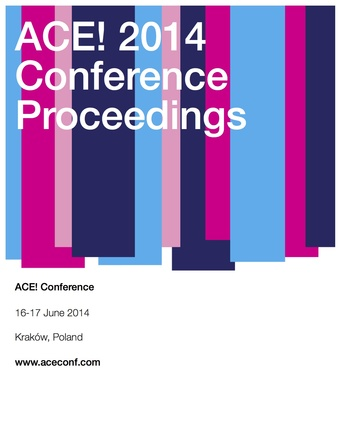 ACE! 2014 Conference Proceedings