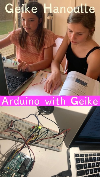 Arduino with Geike