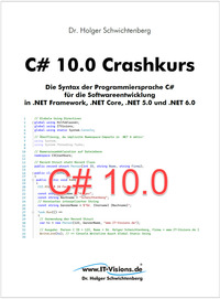 C# 10.0 Crashkurs