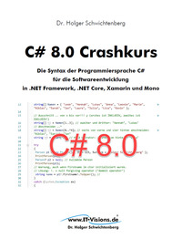 C# 8.0 Crashkurs
