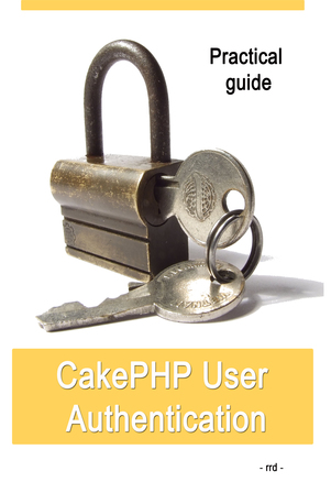 CakePHP User Authentication