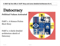 Datocracy: How to Get Rid of Politicians and Political Parties - a story and an Architecture