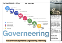 Governeering: Government Systems-Engineering Planning