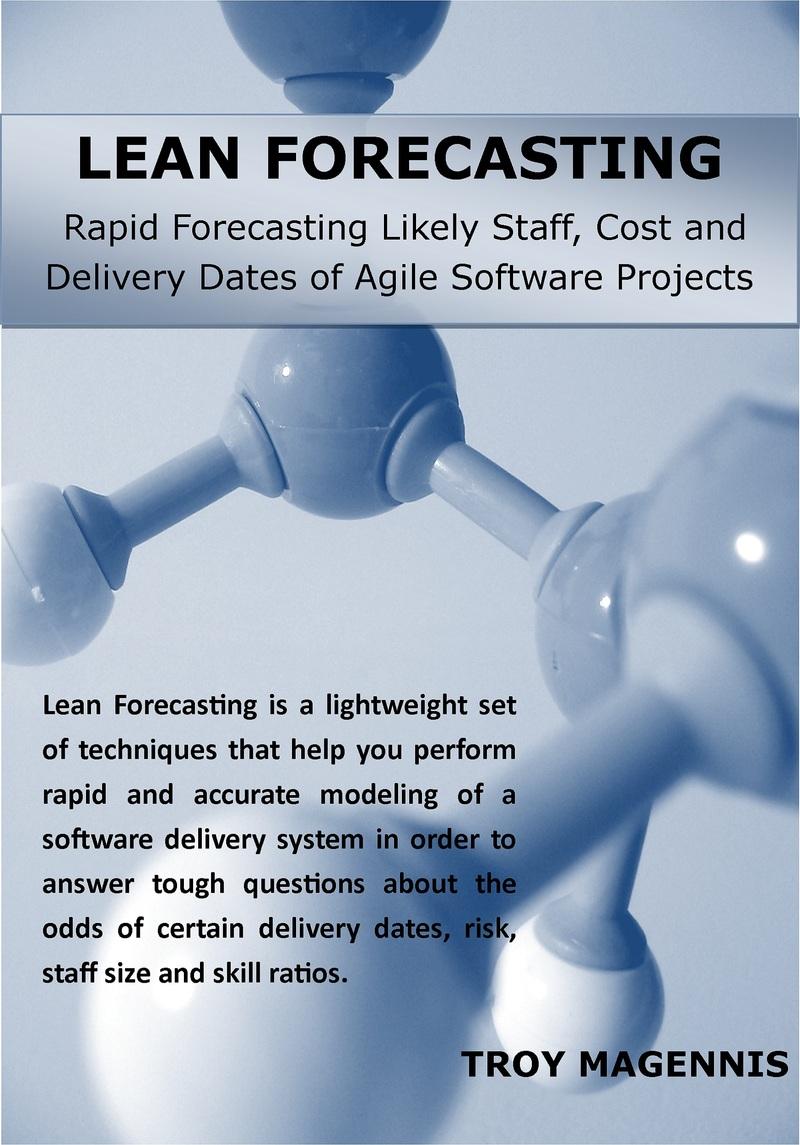 Lean Forecasting by Troy Magennis [Leanpub PDF/iPad/Kindle]