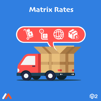 Magento 2 Matrix Rates