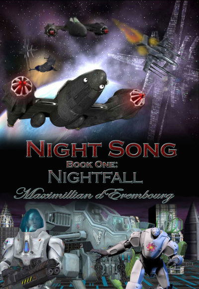 Nightfall Book One, Volume One of the Nightsong Saga