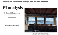 Planalysis: How to Analyze Plans and Make Them Better