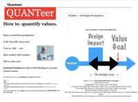 QUANTeer: How To Quantify Values