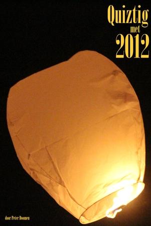 Quiztig met 2012
