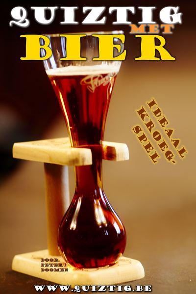 Quiztig met Bier