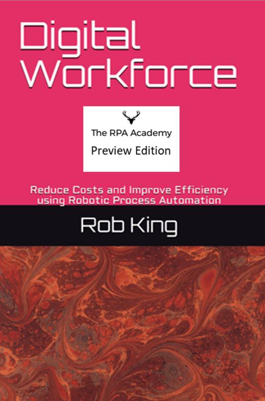 Digital Workforce by Rob King [Leanpub PDF/iPad/Kindle]