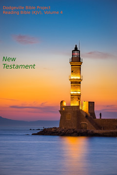 Reading New Testament