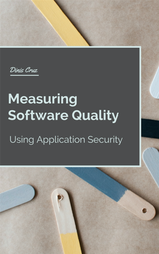 Measure Software Quality using Application Security