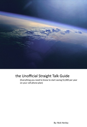 The Unofficial Straight Talk Guide