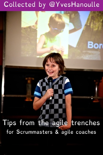Tips from the agile trenches