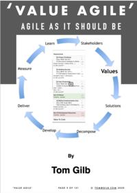 Value Agile: Agile As It Should Be