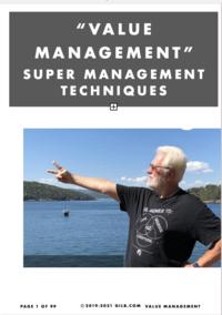 Value Management: Super Management Techniques