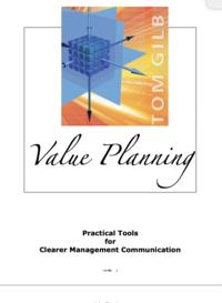 Value Planning