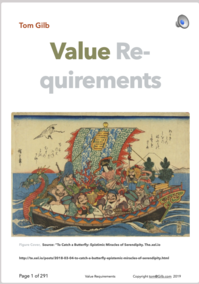 Value Requirements: Critical Stakeholder Objectives Engineering