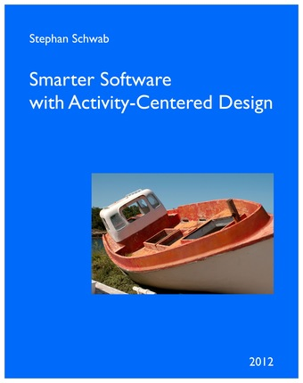 Smarter Software with Activity-Centered Design