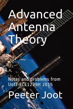 Advanced Antenna Theory