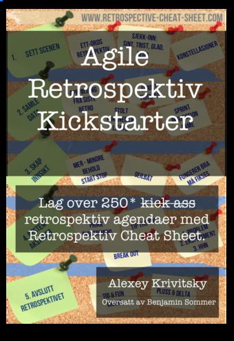 Agile Retrospektiv Kickstarter