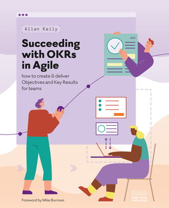 A little book about Agile with OKRs