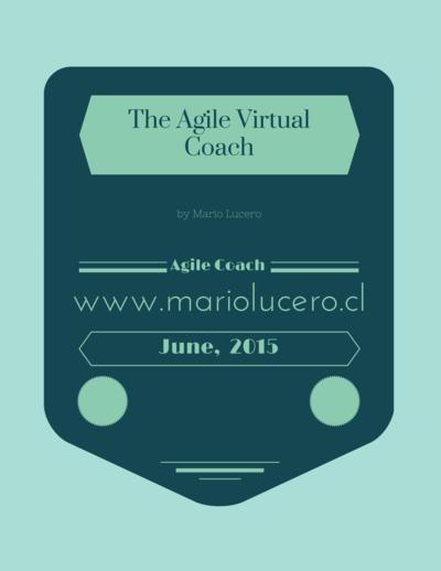 Agile Virtual Coaching