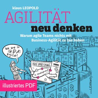 Agilität neu denken (Illustriertes PDF)