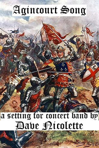 Agincourt Song (Concert Band)