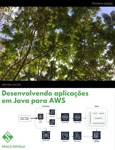 Desenvolvendo aplicações em Java para AWS