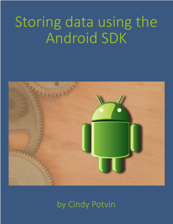 Storing data using the Android SDK