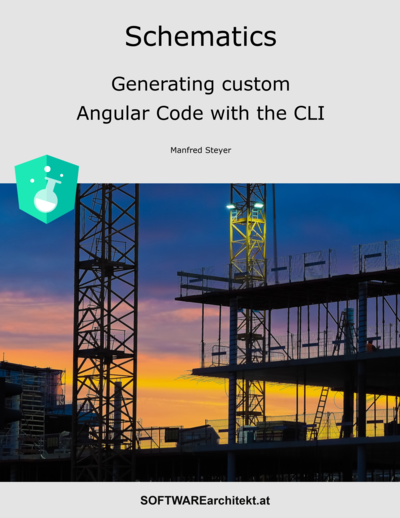 Schematics: Generating custom Angular Code with the CLI