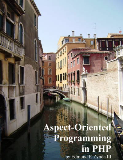 Aspect-Oriented Programming in PHP