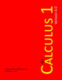APEX Calculus I