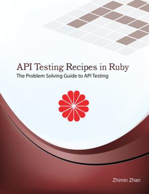 API Testing Recipes in Ruby