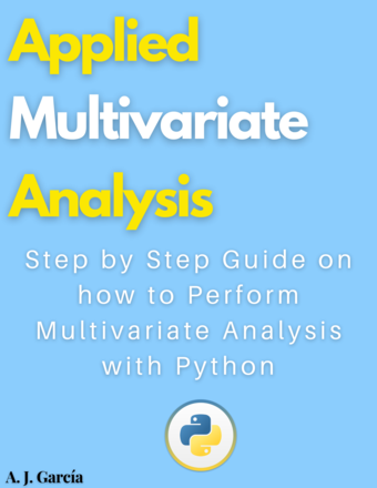 Applied Multivariate Analysis with Python