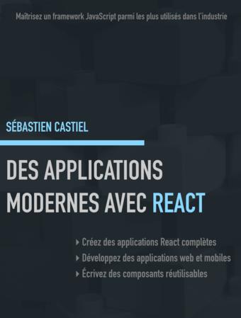 Des applications modernes avec React