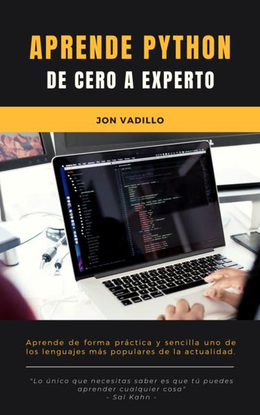 Aprende Python desde cero a expero