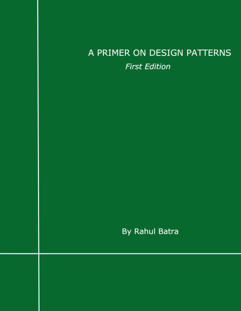 A Primer On Design By Rahul Batra Leanpub Pdf Ipad Kindle
