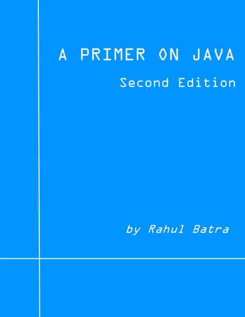 A Primer on SQL by Rahul Batra [Leanpub PDF/iPad/Kindle]