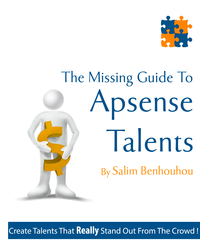 The Missing Guide To Apsense Talents