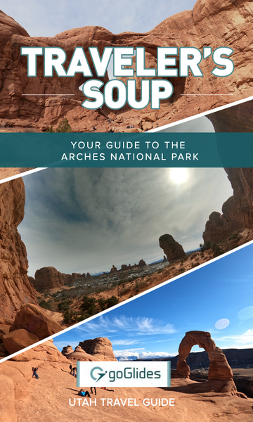 Your Guide To The Arches National Park