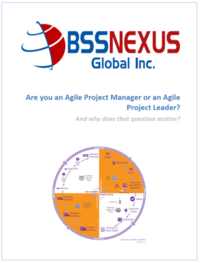 Are you and Agile Project Manager or an Agile Project Leader? And why does that question matter?