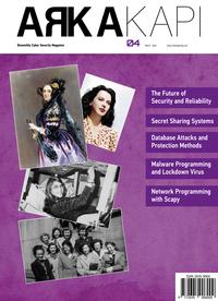 Arka Kapı Magazine Issue - 4