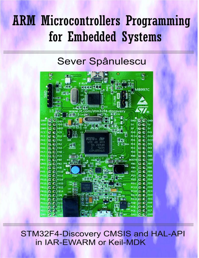 ARM Microcontrollers… by Sever Spanulescu [PDF/iPad/Kindle]