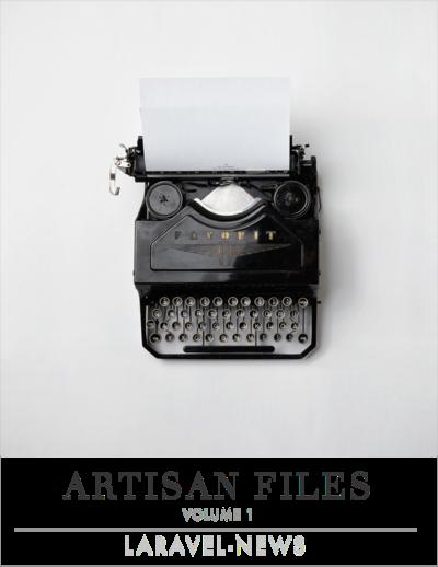Artisan Files Volume 1